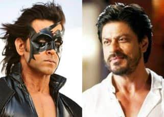 After Raees-Kaabil, Hrithik Roshan to clash with Shah Rukh Khan again courtesy Krrish 4!