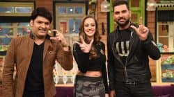 The Kapil Sharma Show: Yuvraj Singh and Hazel Keech share wedding secrets on the show