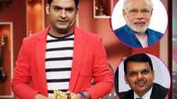 Kapil Sharma blasts PM Narendra Modi on Twitter, CM Devendra Fadnavis assures action against BMC!