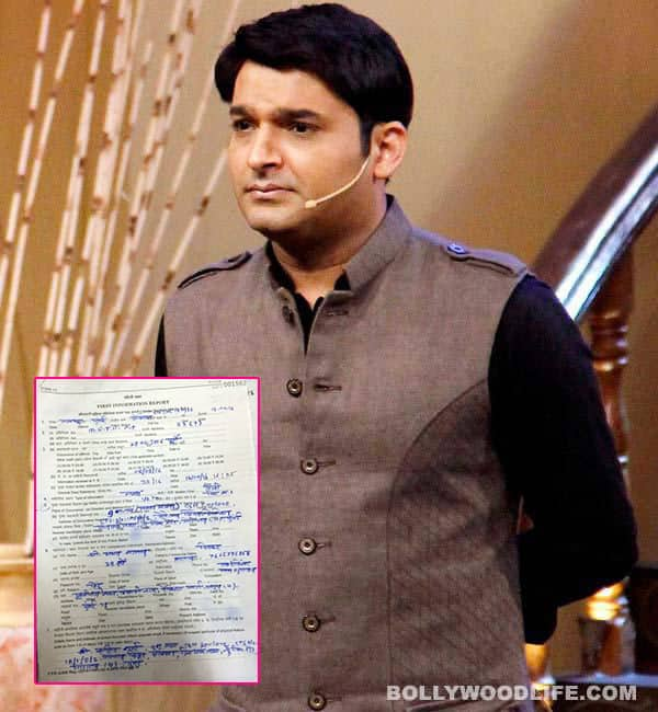 SHOCKING! Kapil Sharma may face upto 3 years in jail after a FIR is filed for illegal construction – view pics!