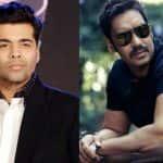 Karan Johar UNAFFECTED by the leaked phone call controversy slamming Ajay Devgn's Shivaay!