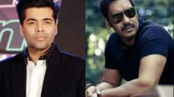 Karan Johar UNAFFECTED by the leaked phone call controversy slamming Ajay Devgn's Shivaay!
