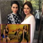 This picture of Karisma Kapoor and Madhuri Dixit will take you back to Dil Toh Pagal Hai days!
