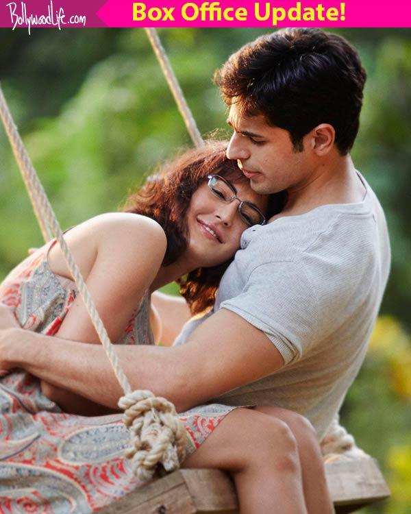 Baar Baar Dekho collection: Katrina Kaif and Sidharth Malhotra's film earns Rs 5.20 crore in 2 days at the overseas market!