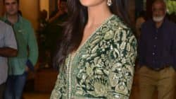 Say what?? Katrina Kaif SNEAKED out from the hotel's kitchen after collecting the Smita Patil Award?