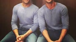 Sushant Singh Rajput and M S Dhoni are twinning and we can't decide who's HOTTER!