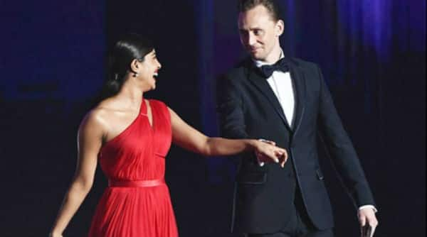 Has Priyanka Chopra replaced Taylor Swift as Tom Hiddleston's ladylove? Watch video!