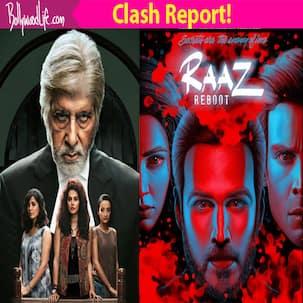 Amitabh Bachchan's Pink BEATS Emraan Hashmi's Raaz Reboot in the opening weekend!