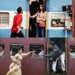 Arjun Kapoor and Shraddha Kapoor recreate Shah Rukh Khan - Kajol's iconic train scene for Half Girlfriend but with a TWIST!