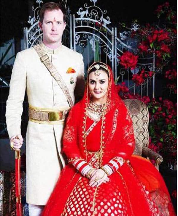 Preity Zinta and Gene Goodenough - Los Angeles