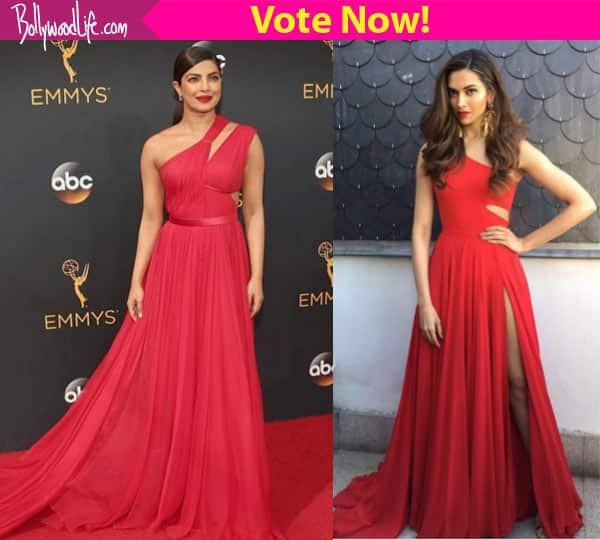Deepika Padukone v/s Priyanka Chopra: Who wore it better on the red carpet?