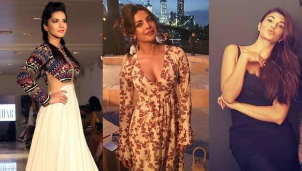 Priyanka Chopra, Sunny Leone and Jacqueline Fernandez SIZZLE at the New York Fashion Week 2016 – view pics!