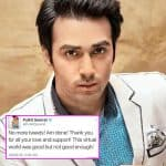 An ANGRY Pulkit Samrat goes on a Twitter rant, DELETES his account soon after - check out tweets!