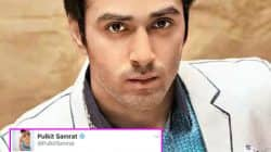 An ANGRY Pulkit Samrat goes on a Twitter rant, DELETES his account soon after – check out tweets!