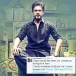 This ballsy dialogue from Shah Rukh Khan's Raees will kill you with impatience for the film
