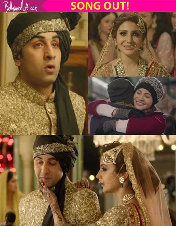 Ae Dil Hai Mushkil song Channa Mereya: Ranbir Kapoor's love for Anushka Sharma and Arijit Singh's vocals will make you CRY!