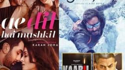Trailers of Aamir Khan's Dangal and Hrithik Roshan's Kaabil to be attached with Ae Dil Hai Mushkil and Shivaay