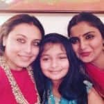 Rani Mukerji's adorable selfie will make you eager to watch her onscreen again!