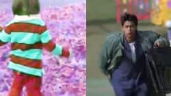 AbRam's lyrical run will instantly remind you of Shah Rukh Khan – watch video