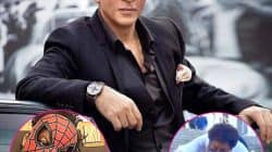 AfterSpider Man, is Shah Rukh Khan trying to imitate Superman? Watch video!