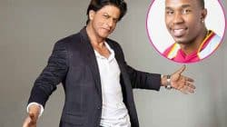 Shah Rukh Khan is the reason Dwayne Bravo wants to be in Bollywood