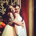 Ishqbaaz: Surbhi Jyoti and Surbhi Chandna paint the sets PINK!