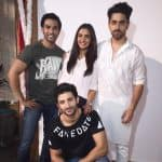 Tashan-E-Ishq's wrap up party gets a surprise guest!