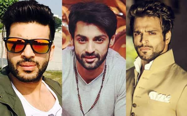 Arjun Bijlani, Vivian Dsena, Namik Paul, Rithvik Dhanjani – A look at TV hunks who rocked the stubble!