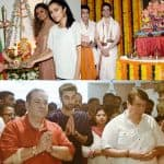 Ganesh Chaturthi 2016: Shraddha, Tusshar, Ranbir, Sanjay Dutt welcome Bappa into their homes