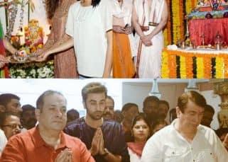 Ganesh Chaturthi 2016: Shraddha, Tusshar, Ranbir, Sanjay Dutt welcome Bappa into their homes