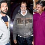 Kapil Dev, Virender Sehwag and Yuvraj Singh make a STARRY appearance at Amitabh Bachchan's Pink screening - view HQ pics!