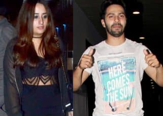 We have deets of Varun Dhawan's hush-hush date night - watch video!