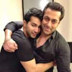 Salman Khan will be the first person to hear Judwaa 2 script, says Varun Dhawan
