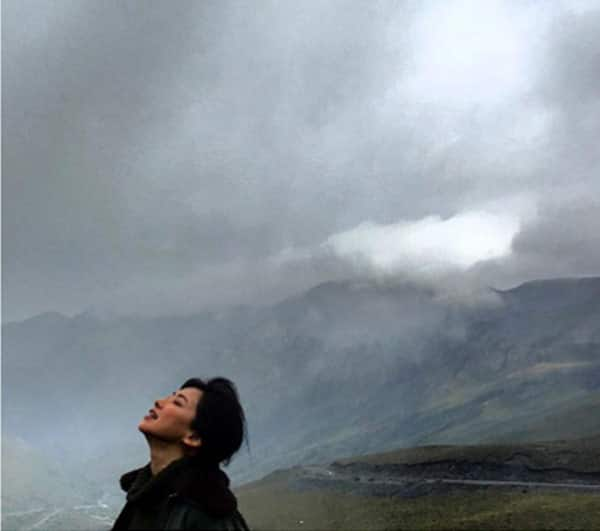 Salman Khan's Tublelight co-star Zhu Zhu shares a mesmerising picture which will make you wanna leave for Manali ASAP!