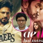 We WON'T let Fawad Khan's Ae Dil Hai Mushkil and Mahira Khan's Raees to release in theatres, says MNS chief Raj Thackeray