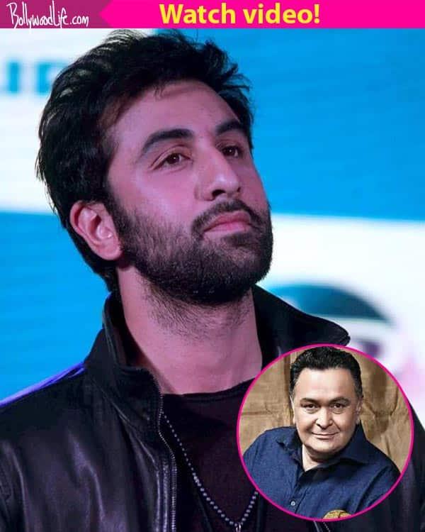 Rishi Kapoor WOULDN'T have let Ranbir Kapoor do a film like Barfi?