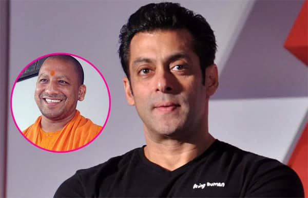 Salman Khan finds support from firebrand BJP MP Yogi Adityanath!