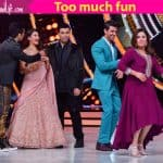Hrithik Roshan and Jacqueline Fernadez light up the stage on Jhalak Dikhhla Jaa 9 grand finale - view HQ pics