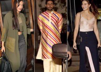 Sonam Kapoor, Jacqueline Fernandes, Abhishek Bachchan - celebs who were the WORST dressed this week