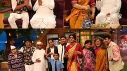 Kisan Baburao Hazare FAILED to recognise Shah Rukh Khan on The Kapil Sharma Show