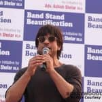 Shah Rukh Khan extends his support to the Bandstand Beautification Project in Mumbai - view HQ pics