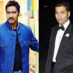 Ajay Devgn on his BIG CLASH with Karan Johar: I can handle anybody with my little finger