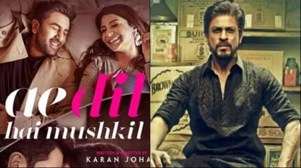 BREAKING! Ae Dil Hai Mushkil and Raees to be BANNED by the theatre owners association