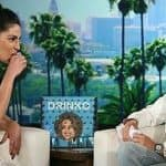 Did Priyanka Chopra feel awkward on the The Ellen DeGeneres Show?