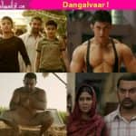 news gossip dangal trailer review aamir khan back with bang this highly interesting take women empow