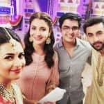 इशिता- रमन की शादी में रणबीर बने बाराती, 'ऐ दिल है मुश्किल' को किया प्रमोट!!