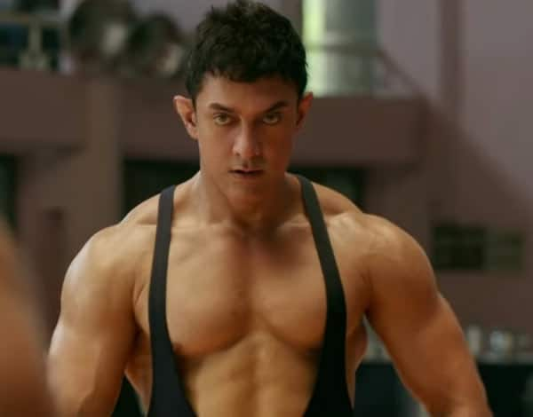 Aamir Khan's incredible Dangal transformation is all thanks to steroids?