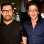 Shah Rukh Khan joins Aamir Khan for the Coldplay concert - are we excited???