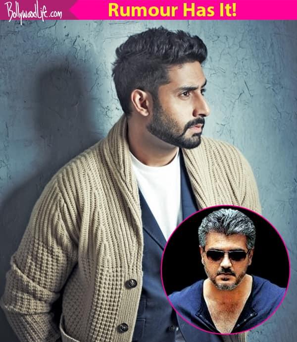 Abhishek Bachchan to work with Thala Ajith next?