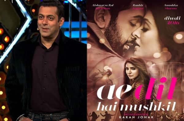 Salman Khan's family has THIS connection with Karan Johar's Ae Dil Hai Mushkil